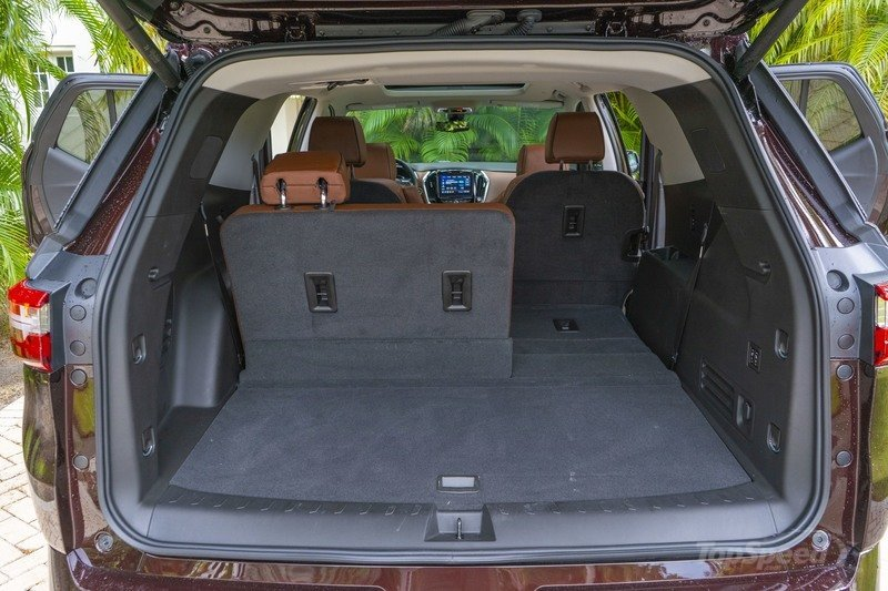 2020 Chevy Traverse Driving Impressions and Review