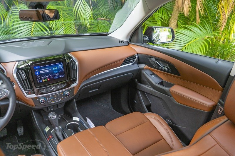 2020 Chevrolet Traverse - Driven Interior - image 867457