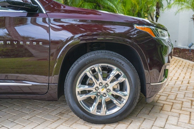 2020 Chevrolet Traverse - Driven Exterior - image 867478