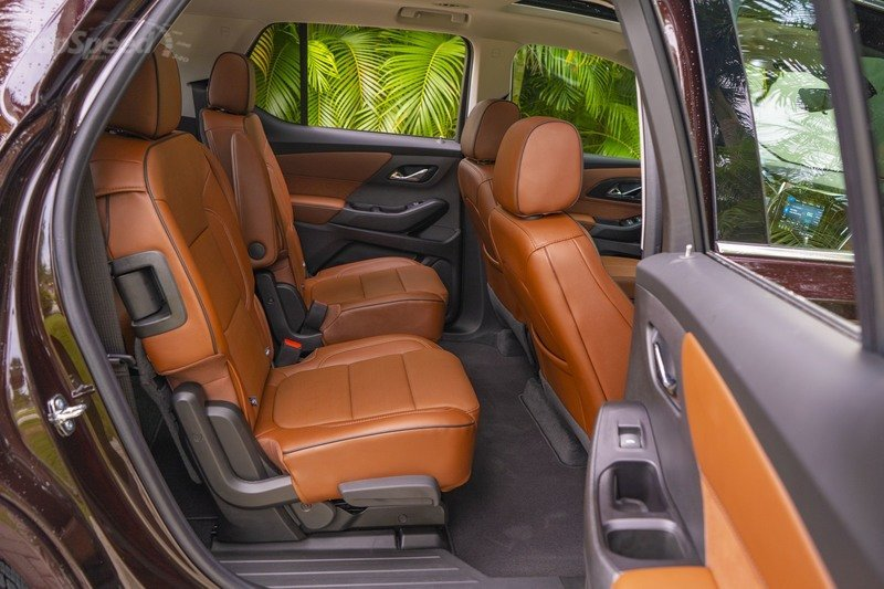 2020 Chevrolet Traverse - Driven Interior - image 867487