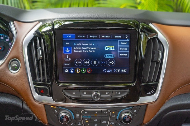 2020 Chevrolet Traverse - Driven Interior - image 867490