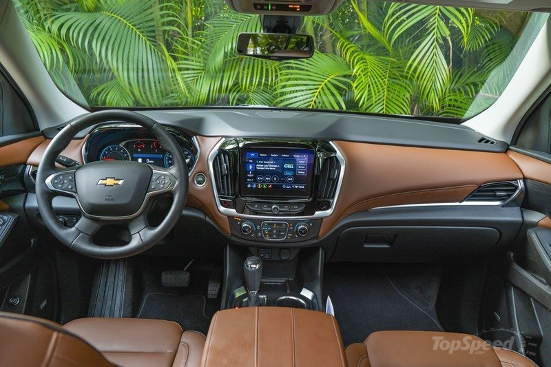 2020 Chevrolet Traverse - Driven Interior - image 867492