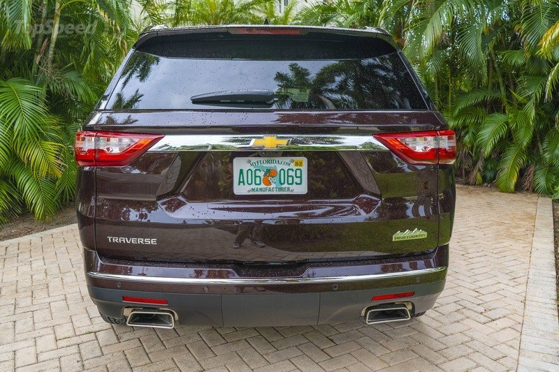 2020 Chevrolet Traverse - Driven Exterior - image 867495