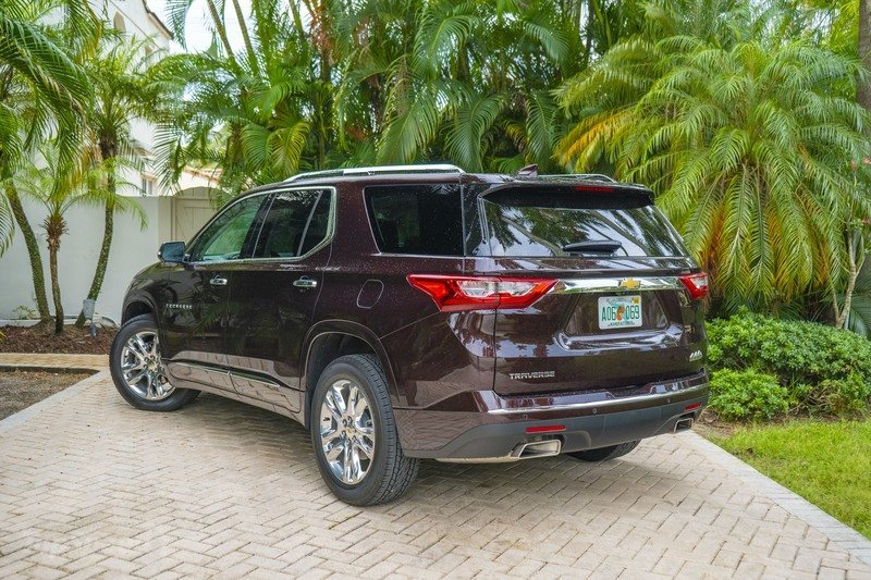 2020 Chevrolet Traverse - Driven Exterior - image 867500