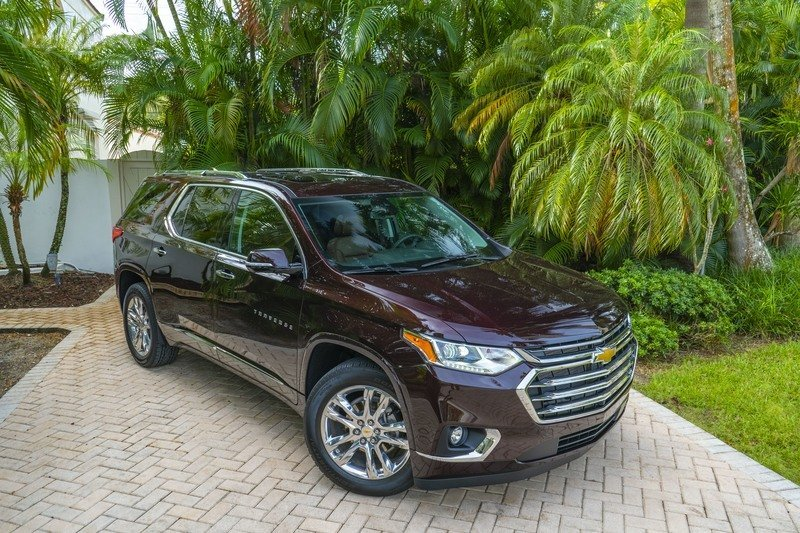 2020 Chevrolet Traverse - Driven Exterior - image 867502