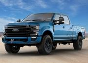 Following the Ranger-Rave, Ford Has Now Announced a Custom Super Duty 2019 SEMA Lineup - image 868496