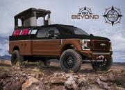 Following the Ranger-Rave, Ford Has Now Announced a Custom Super Duty 2019 SEMA Lineup - image 868498