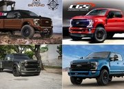 Following the Ranger-Rave, Ford Has Now Announced a Custom Super Duty 2019 SEMA Lineup - image 868512