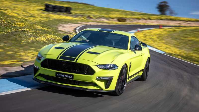 Wallpaper of the Day: 2020 Ford Mustang R-Spec