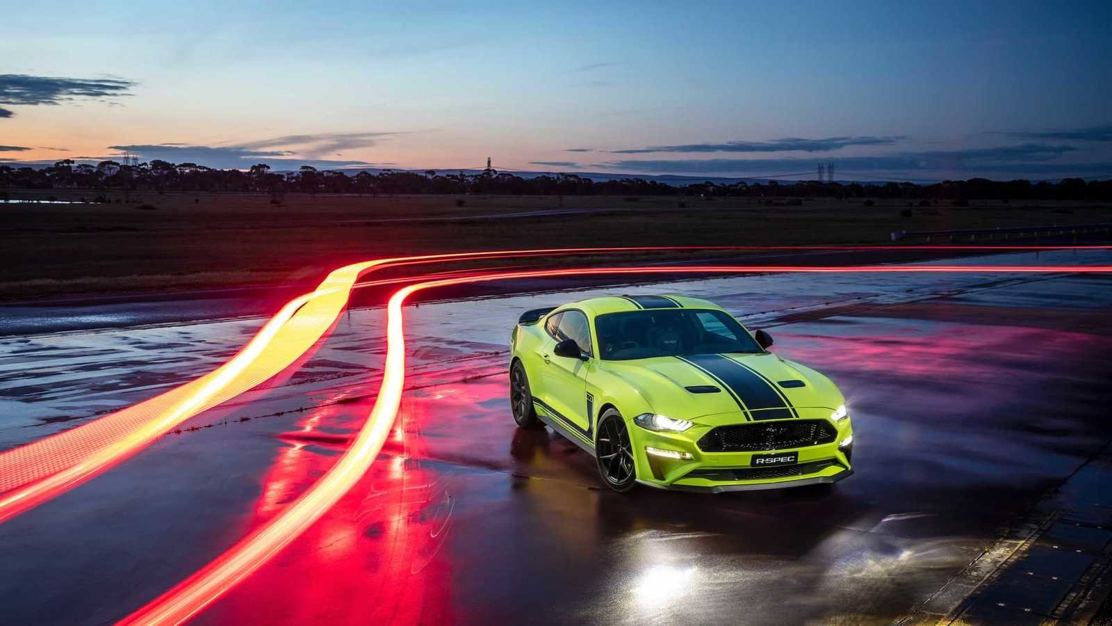 Wallpaper Of The Day: 2020 Ford Mustang R-Spec | Top Speed