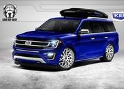 Ford's SEMA-Bound SUV Lineup Will Feature Portable Fridges, Camping Tents, and Video Cameras - image 867267