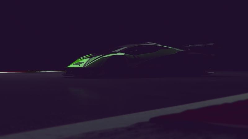 How Fast Does the New Aventador Track-Only Car Have to Go to Be The Fastest Lamborghini Ever?