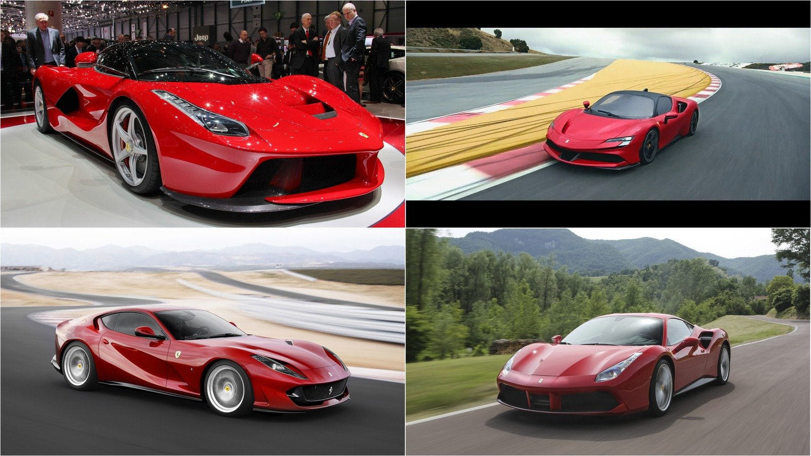 How Much Does A Ferrari Cost Top Speed
