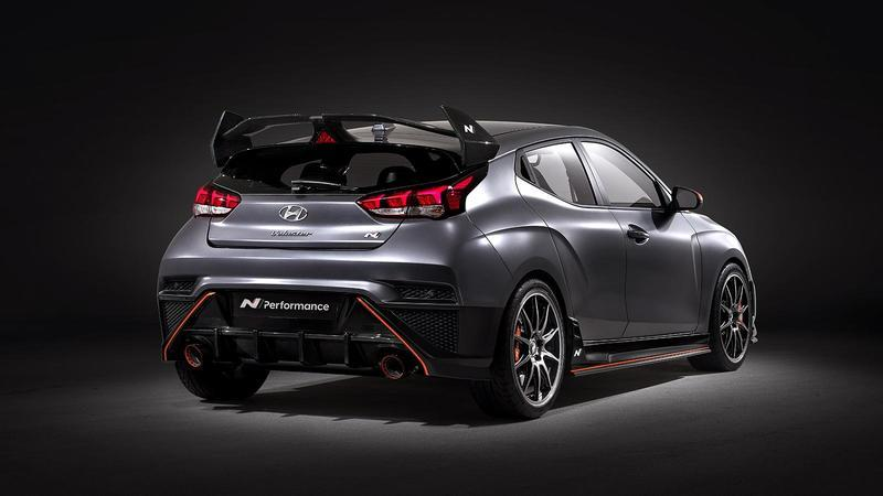 2019 Hyundai Veloster N Performance Concept - image 868761