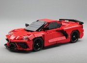 If You Can't Wait for The Chevrolet Corvette C8 to Get The LEGO Treatment, Here's How You Can Build One From the Ground Up - image 868653
