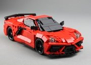 If You Can't Wait for The Chevrolet Corvette C8 to Get The LEGO Treatment, Here's How You Can Build One From the Ground Up - image 868652
