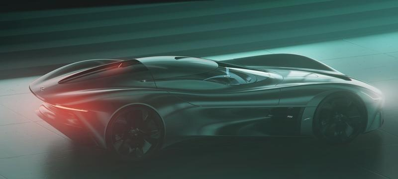 Could the Jaguar Vision Gran Turismo Signal Jaguar's Return To The Supercar Arena?