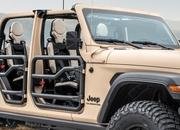 Jeep's Return to Military Service Could Go Through The Gladiator Pickup - image 866674