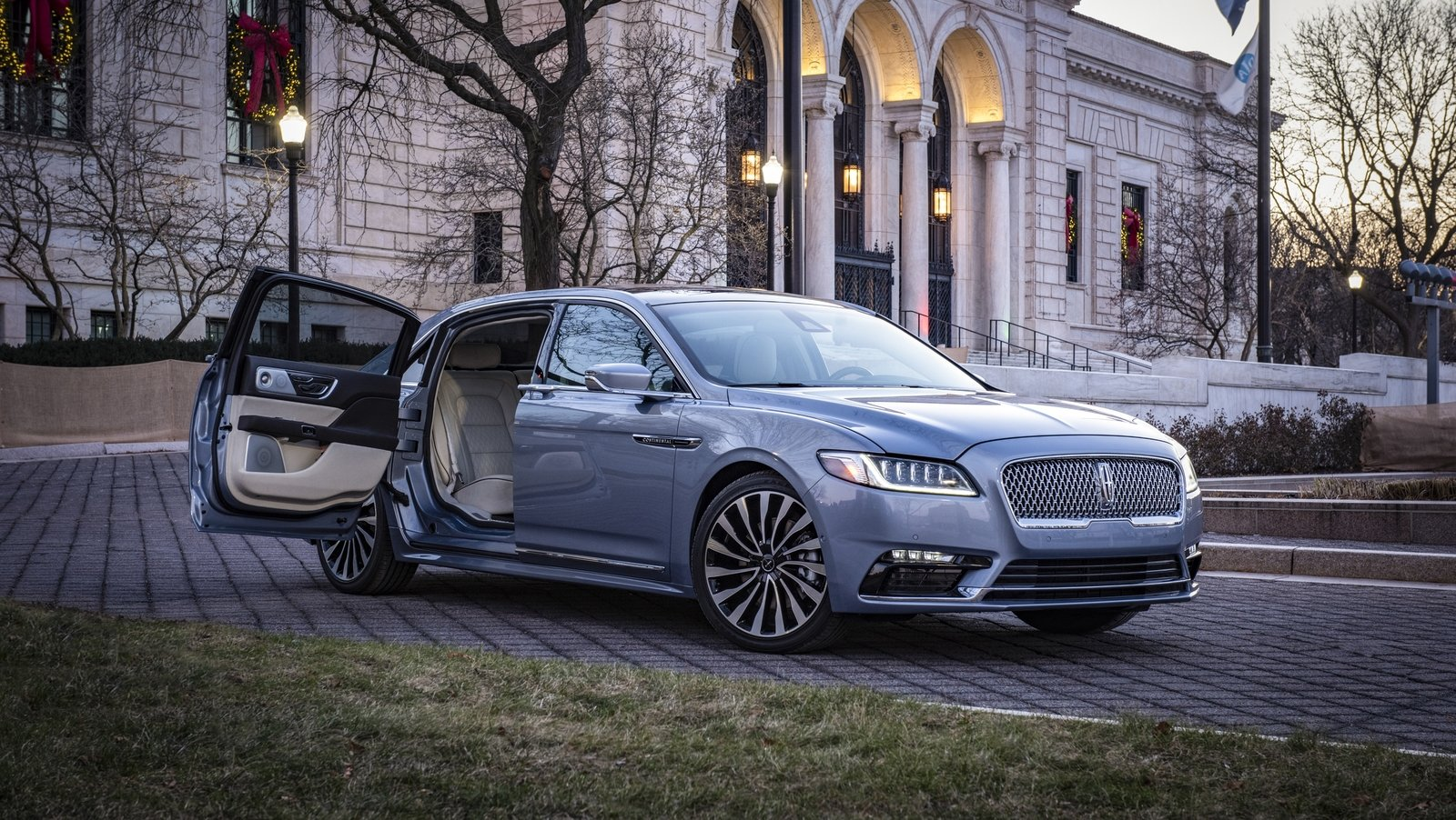 Dodge Latest Models >> 2020 Lincoln Continental Coach Door Edition