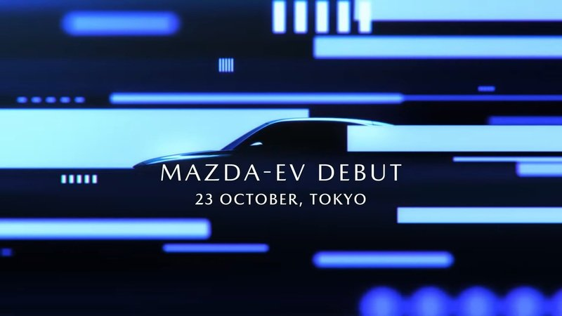 Mazda's EV Will Be a Crossover Coupe….Yay