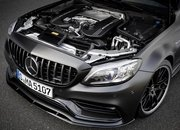 Mercedes Says Screw Displacement: We're Putting a Hybridized M139 Four-Cylinder in the 2022 AMG C63 - image 867171