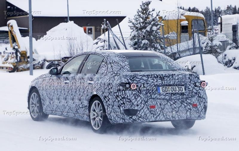 Mercedes Sets Its Sights on the Audi A4 Allroad and the Volvo V60 Cross Country With the 2021 C-Class