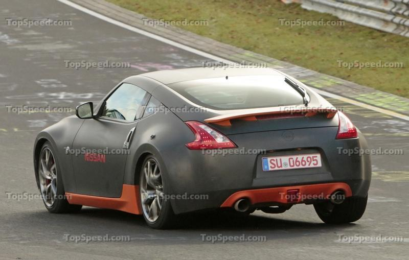 The Next-Gen Nissan Z Was Caught Testing on the Nurburgring - Kind of