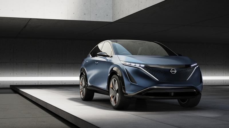 Nissan's Ariya-derived EV Will Be as Fast or Faster Than a Z Car