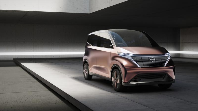 2019 Nissan IMk Concept Exterior - image 864119