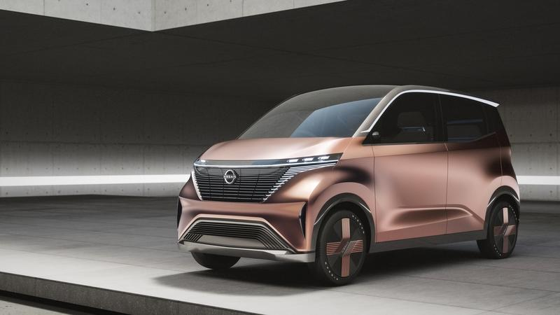 2019 Nissan IMk Concept Exterior - image 864120