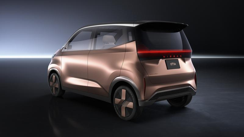 2019 Nissan IMk Concept Exterior - image 864108