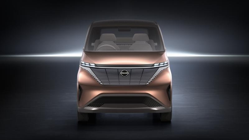 2019 Nissan IMk Concept Exterior - image 864110