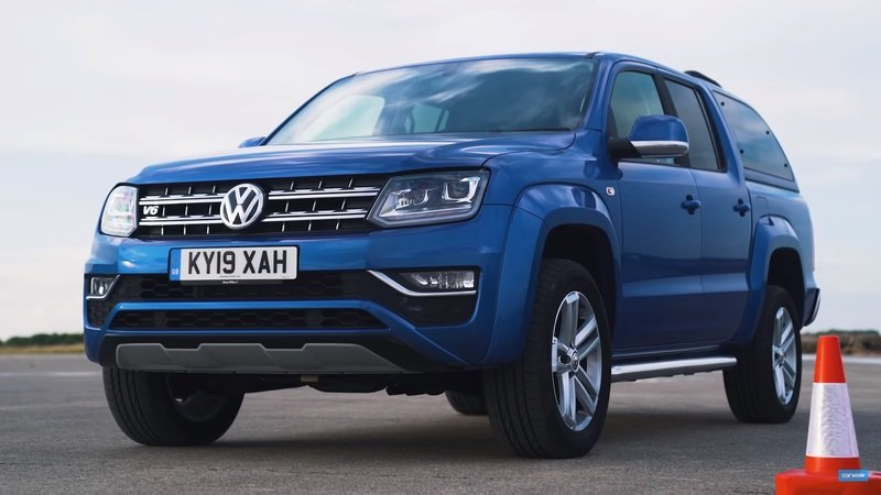 Now We Have a Damn Good Reason to Say that the Volkswagen Amarok Is Better Than the Ford F-150 Raptor