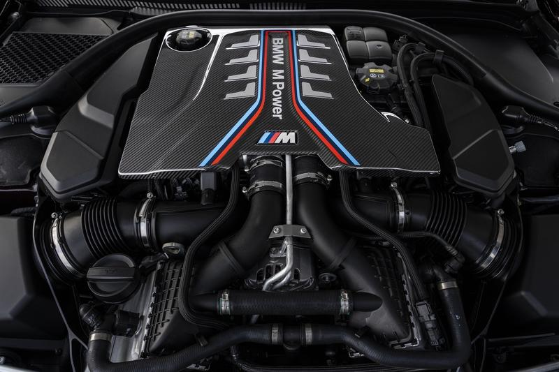 2020 BMW M8 Gran Coupe