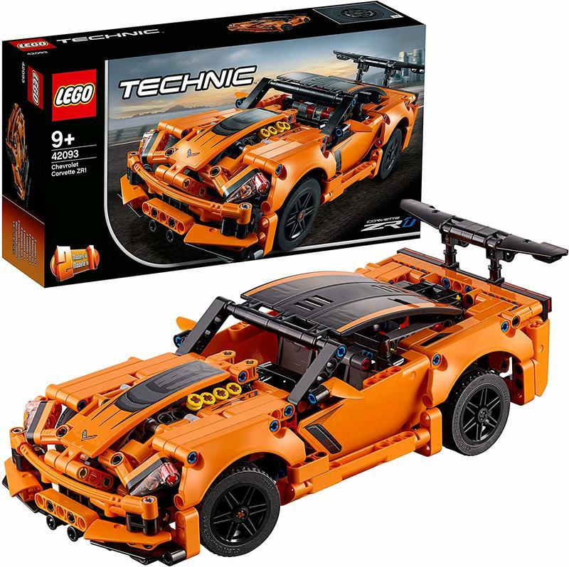 Plan Early and Buy These Lego Cars for Christmas - image 867311