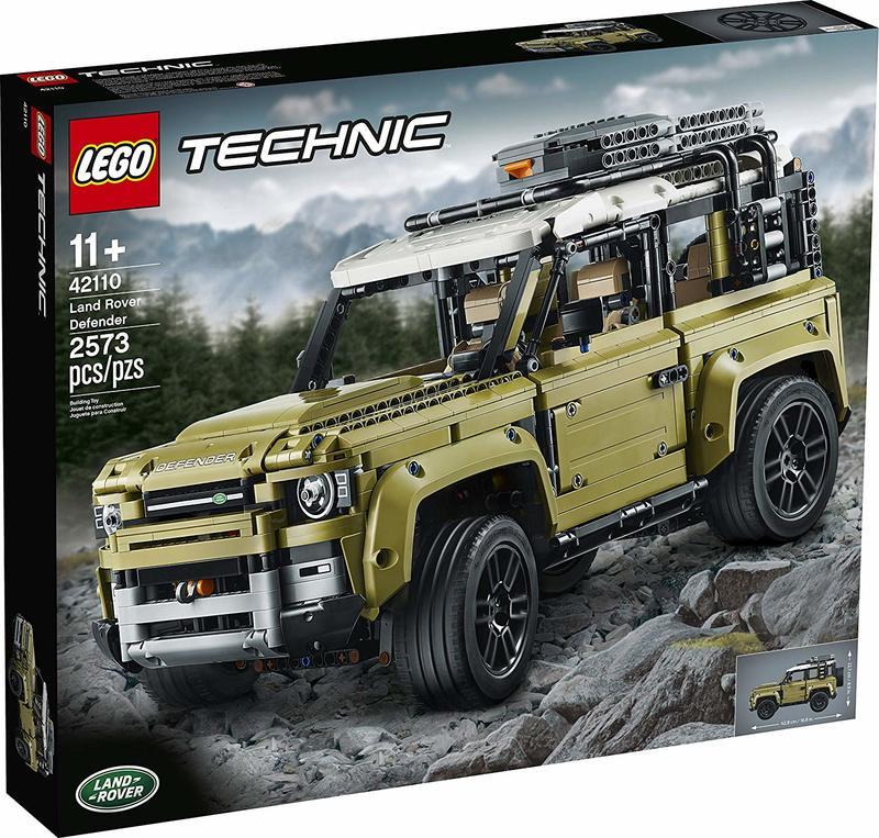 Plan Early and Buy These Lego Cars for Christmas - image 867321