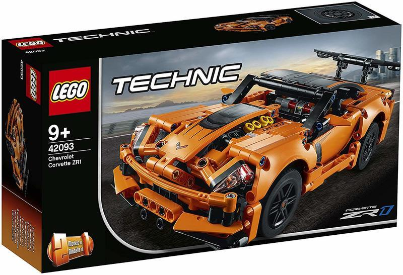 Plan Early and Buy These Lego Cars for Christmas