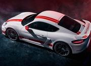 2020 Porsche 718 Cayman GT4 Sports Cup Edition - image 866349