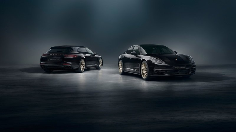 2020 Porsche Panamera 10 Years Edition - image 864416