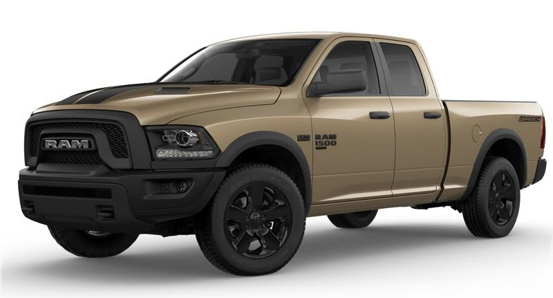 2020 Ram 1500 Classic Mohave Sand Package