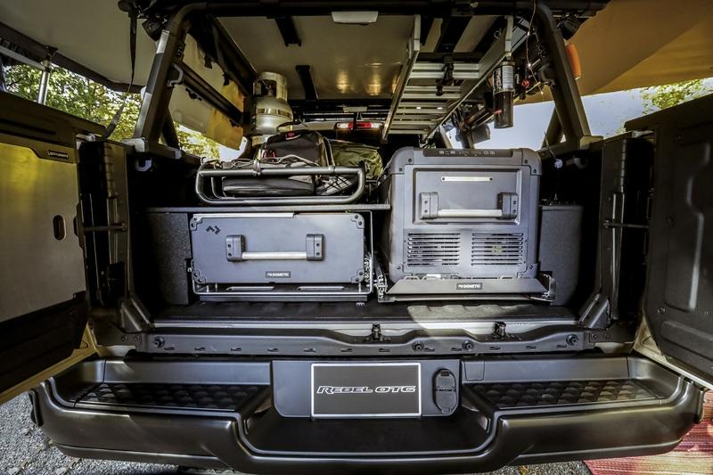 2019 RAM 1500 Rebel Off the Grid Concept by Mopar