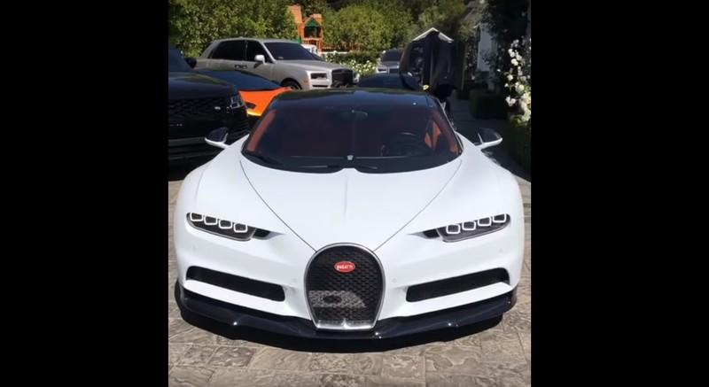 Rich and Shameless: Kylie Jenner Deletes a Video Showing Off Her New Bugatti Chiron