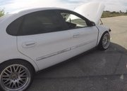 Someone Seriously Crammed a Toyota Supra 1JZ into a Freaking Ford Taurus - image 867343