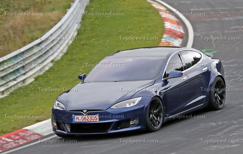 Tesla Model S Plaid - Everything We Know