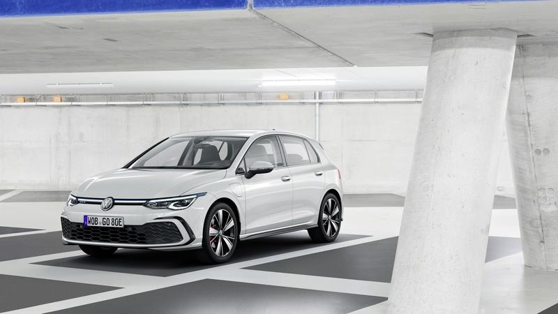 With the 2020 Volkswagen Golf GTE rated at 242 horsepower, is there a future for the GTI? Exterior - image 868371