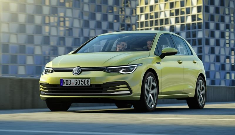 The Best Tech Features in the Volkswagen Golf Mk8