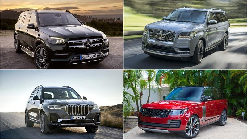 Top 7 Most Luxurious SUVs