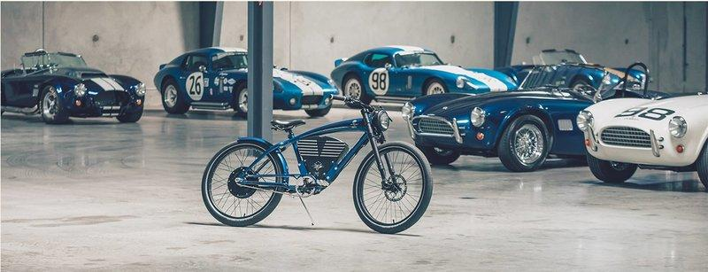 2019 Vintage Electric Shelby Cobra Bike