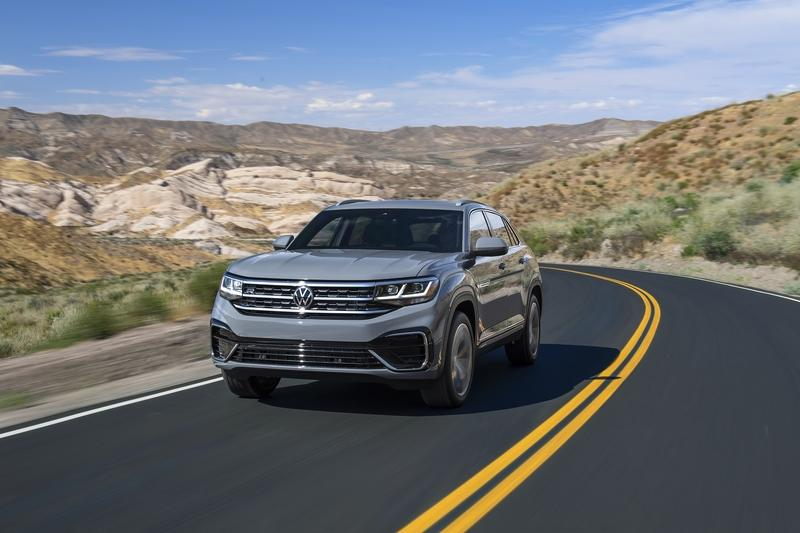 2020 Volkswagen Atlas Cross Sport