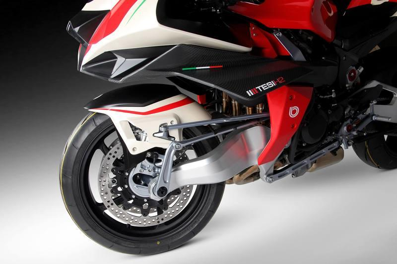Bimota is back with a supercharged machine: Tesi H2. Courtesy Kawasaki Exterior - image 871783